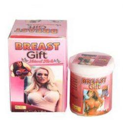breast gift cream